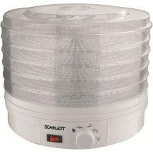 Scarlett Food dryer SC-420R белый, 250 W...