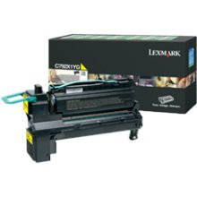 Тонер Lexmark C792X1YG Cartridge, жёлтый...