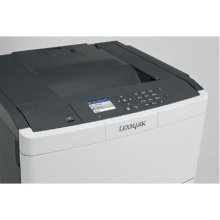 Printer Lexmark CS410dn Laserdrucker Farbe...