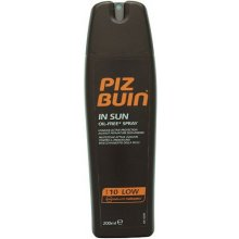 Piz Buin In Sun Spray SPF10, Cosmetic 200ml...