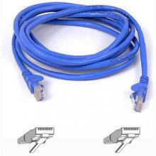 BELKIN CAT 5 e network cable 10,0 m UTP blue...