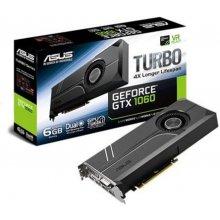 Видеокарта Asus GeForce GTX 1060, 6GB GDDR5...
