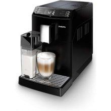Kohvimasin Philips Espressomasin, must