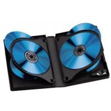 Диски Hama DVD-Box 6 чёрный 3er-Pack
