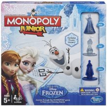 HASBRO Monopoly Junior Frozen edition