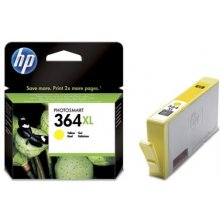 Тонер HP чернила 364XL жёлтый Vivera | 6ml |...