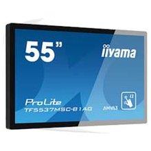Монитор IIYAMA ProLite TF5537MSC-B1AG Touch...