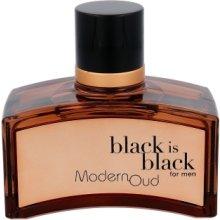 Nuparfums чёрный is чёрный Modern Oud 100ml...