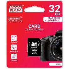 Флешка GOODRAM SD 32GB Class 10 UHS I