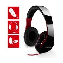 Fantec SHP-250AJ-BK стерео Headphone On Ear
