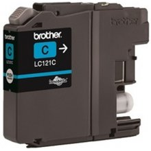 Tooner BROTHER LC-121C, helesinine...