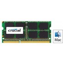 Mälu Crucial 4 GB, DDR3, 204-pin SO-DIMM...