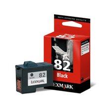 Tooner Lexmark #82 / 18L0032E Black Print...