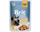 Brit Tuna Fillets in Gravy for Adult Cats...