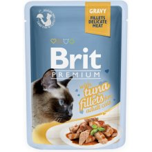 Brit Premium Tuna Fillets in Gravy for Adult...