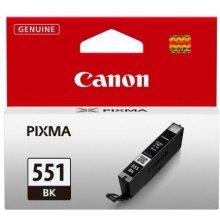 Tooner Canon CLI-551 BK, Black, Black...