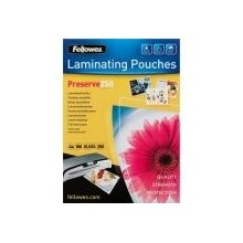FELLOWES Laminating pouch 250 µ, 216x303 mm...