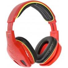TRACER kõrvaklapid JUMBO punane BT 2,1 10m