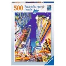 RAVENSBURGER RAVEN. 500 EL. Kolorowy Times...