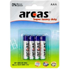Arcas AAA/LR03, Super Heavy Duty, 4 pc(s)