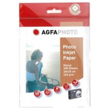 AGFAPHOTO фото Glossy Paper 210 g 10x15 cm...