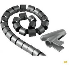 Hama Kaabliümbris, 30mm, 1,5m, серый