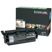 Тонер Lexmark T654X11E Cartridge, чёрный...