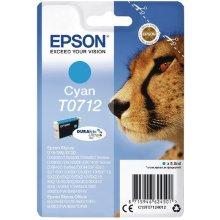 Epson ink cartridge cyan DURABrite T 071 T...
