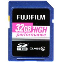 Mälukaart FUJIFILM 32GB SDHC Card High...