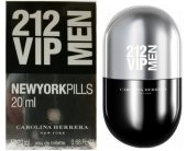 Carolina Herrera 212 VIP Men Pills EDT 20ml...