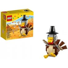 LEGO Thanksgiving Turkey