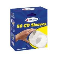 Toorikud Verbatim CD/DVD-Hüllen Papier 50er...