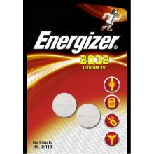 ENERGIZER 635803 CR2032 liitium Button Cell...