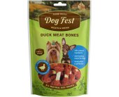 Dog Fest Duck Meat Bones for small dogs 55g...