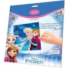 Stnux Picture для printing Elsa&Anna Ice...
