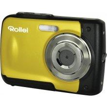 Fotokaamera Rollei Sportsline 60 kollane