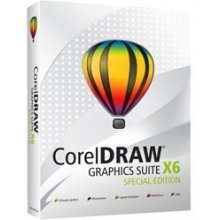 COREL DRAW GS X6 Spec.Ed PL/C Prom...