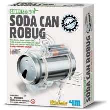4M Robo Insect с cans