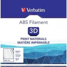 Verbatim Filament / ABS / valge / 2,85 mm...