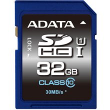 Флешка ADATA 64GB SDXC UHS-I Class10