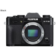 Фотоаппарат FUJIFILM X-T10 body black