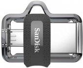 Флешка SanDisk ULTRA DUAL DRIVE m3.0 64GB...