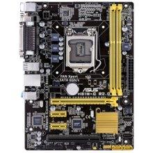 Материнская плата Asus H81M-D R2.0 Processor...