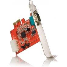 StarTech.com 1 Port Native PCI Express RS232...