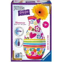 RAVENSBURGER 216 ELEMENTS Flowers Agatha...