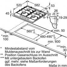 Плита Neff TS 2336 N edelstahl