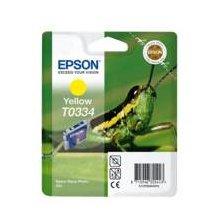 Тонер Epson T0334 жёлтый чернила Cartridge...