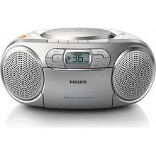 Магнитола Philips AZ127/12, стерео, Dynamic...