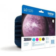 Tooner BROTHER Pack LC1220 CMYK | DCP-J925DW