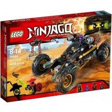 LEGO NINJAGO 70589 Roack Roader